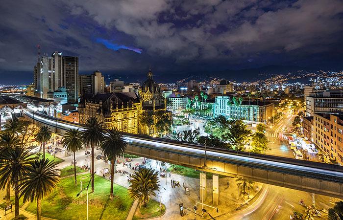 Plaza Botero Centro de Medellín