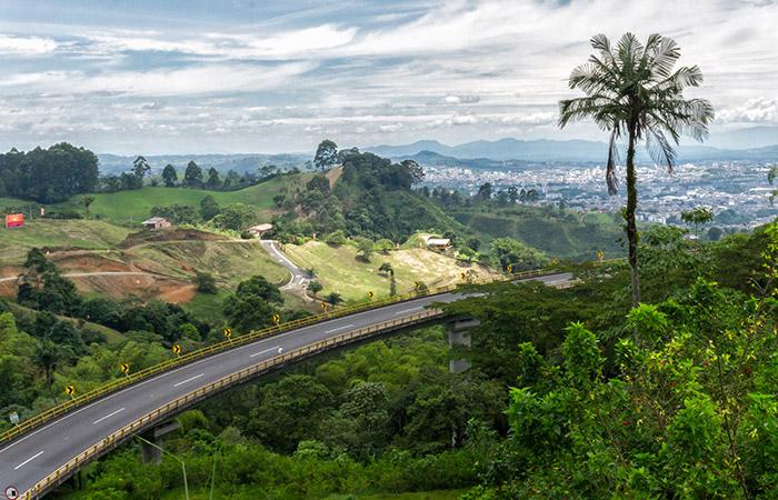 Carretera Vía Pereira