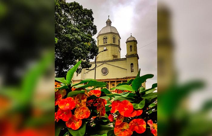 Catedral en Pereira