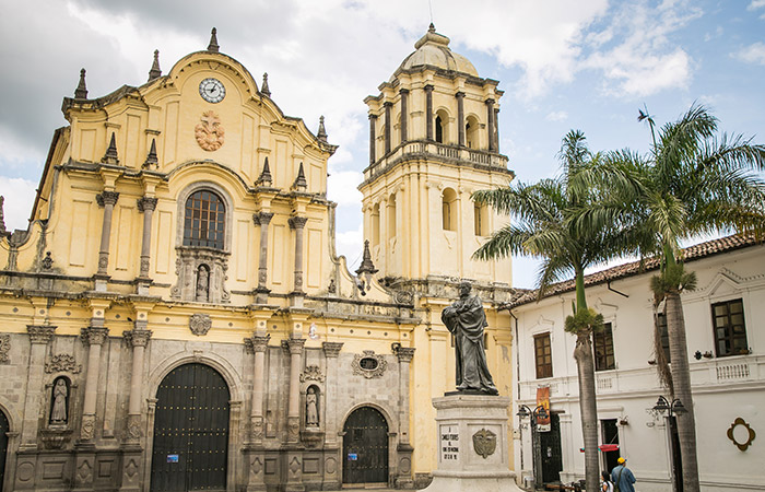 Ciudad Blanca de Popayán