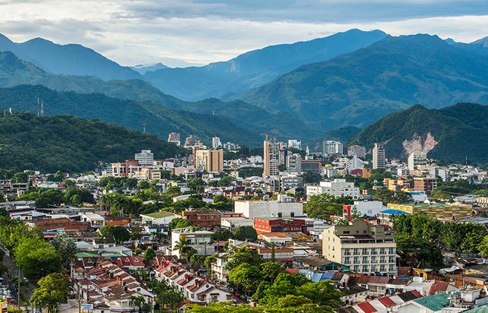 Panoramico Villavicencio