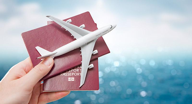 Pasaporte - Shutter Stock