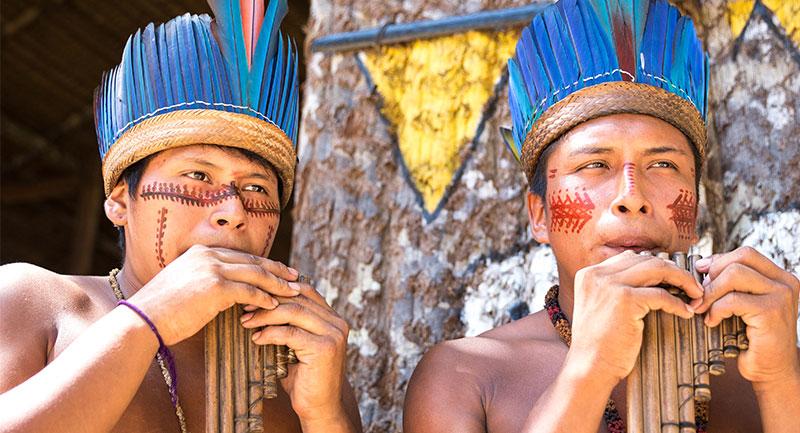 Indígenas - Región Amazónica