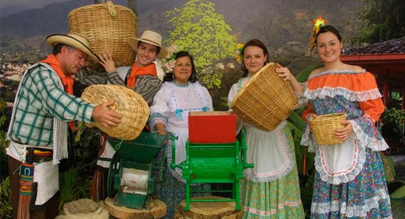 Folclor - Región Andina
