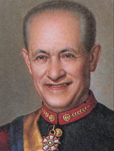 General Gustavo Rojas Pinilla