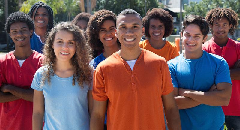Grupo de Jovenes