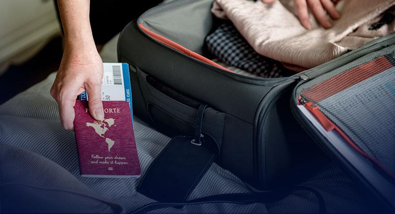 Maleta de Viaje - Shutterstock