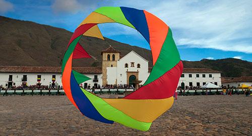 Festival del Viento en Boyacá