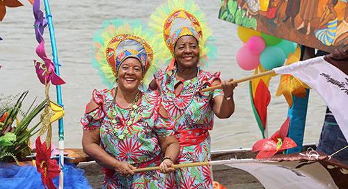 Las Fiestas de San Pacho