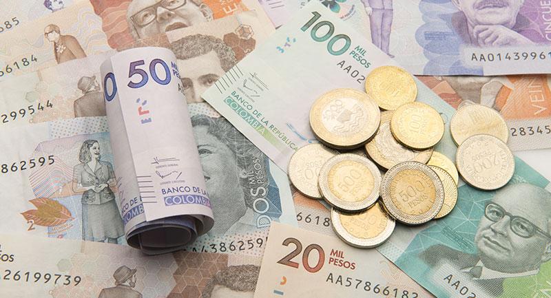 Dinero Colombiano - Foto: shutterstock