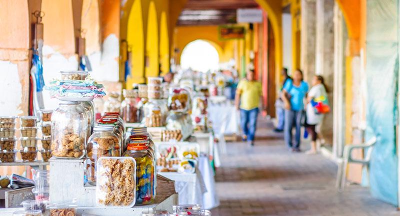 Dulces Típicos en Cartagena - Shutterstock
