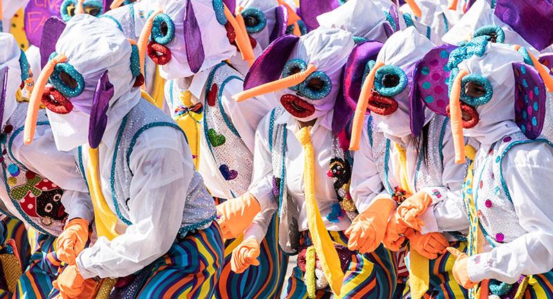 Carnaval de Barranquilla - Shutterstock