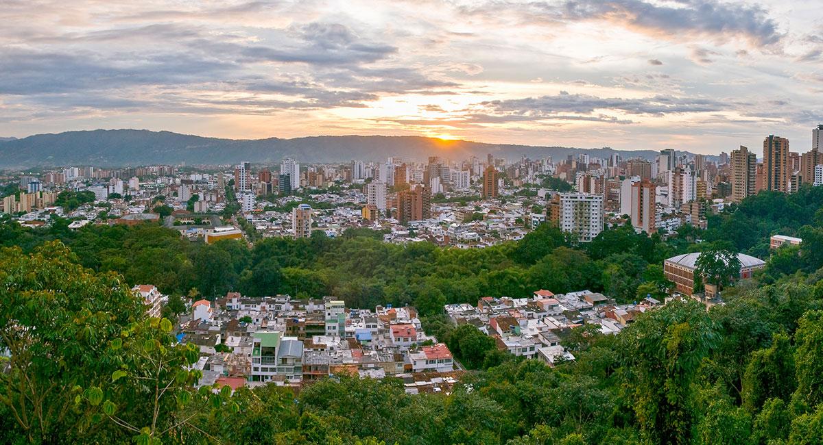 Ciudad de Bucaramanga - ShutterStock