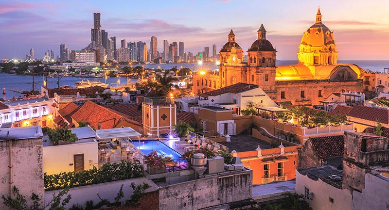 Ciudad de Cartagena - Shutterstock