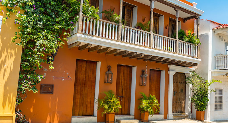 Casas Eje Cafetero - Shutterstock
