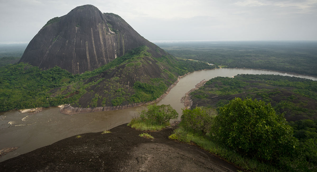 Cerros de Mavicure - ShutterStock