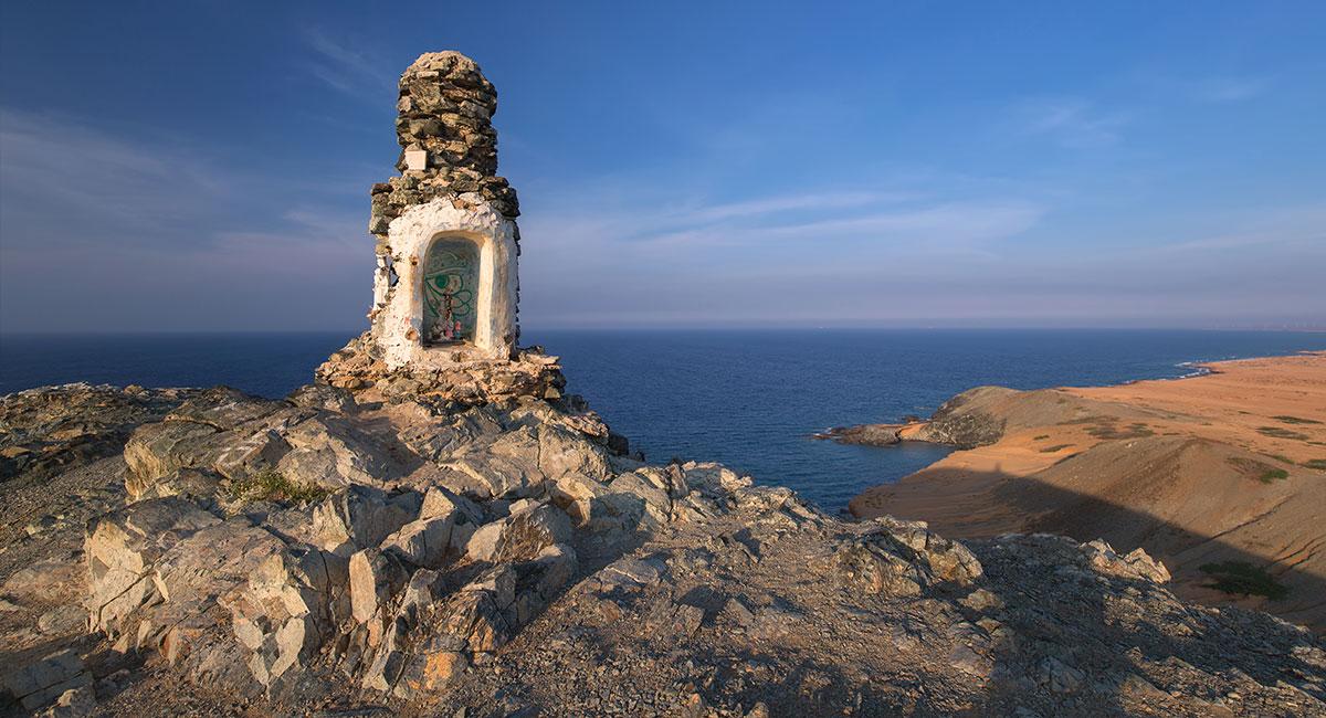Cabo de la vela en La Guajira - Shutterstock