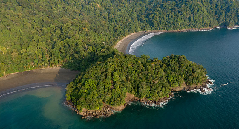 Playas de la Región de Nuqui en el Pacífico - Shutterstock