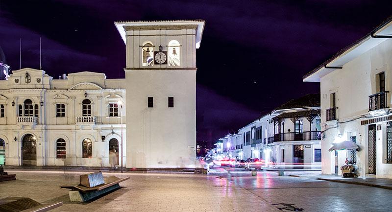 Ciudad Blanca en Popayán - Shutterstock