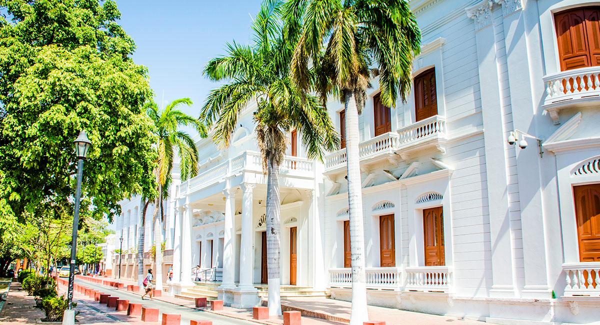 Arquitectura en Santa Marta - Shutterstock