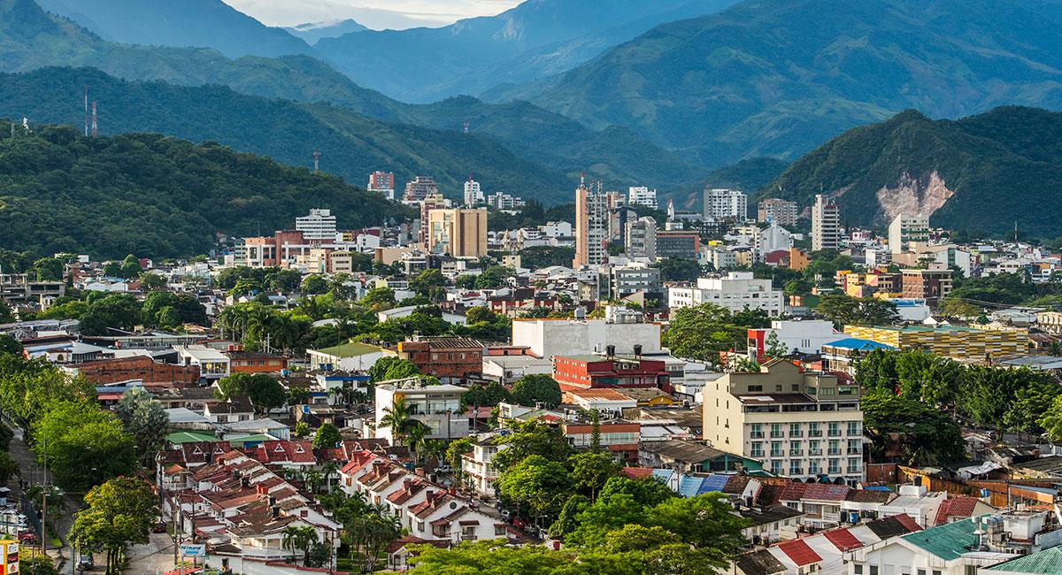 Ciudad de Villavicencio (Meta) - ShutterStock