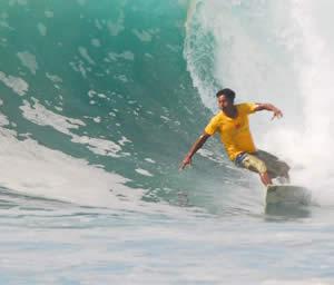 Surf: nueva terapia contra la depresión