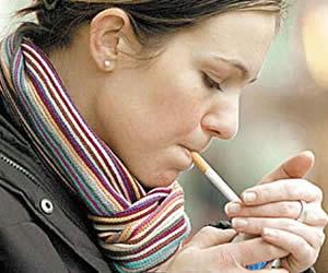 """Fumar es una de las actitudes """"menos seductoras"""""""