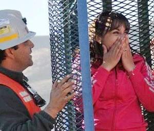 Mineros atrapados usan cinturones biométricos como la Nasa y Ejército de EE.UU