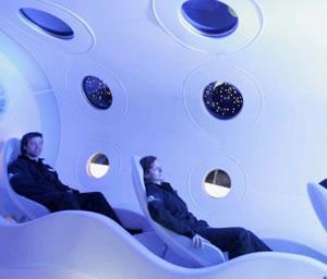 El turismo espacial podría aumentar la contaminación