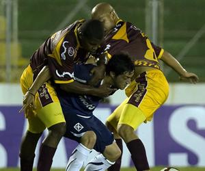 Tolima luchó, pero empató con Independiente en la Sudamericana