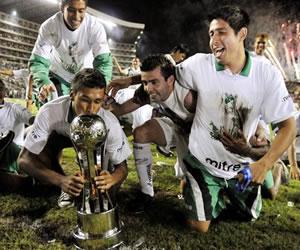 La afición verde vuelve a celebrar un título después de cinco años