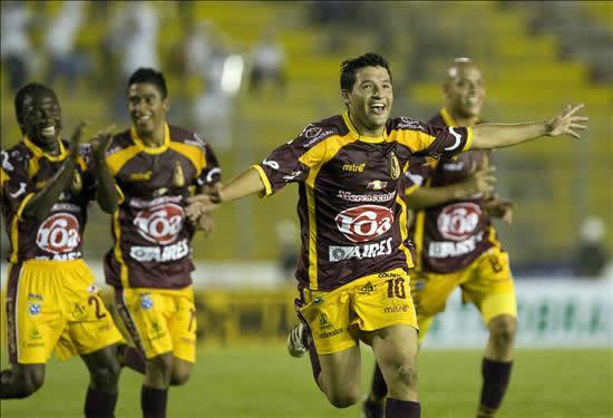 Deportes Tolima empató 2-2 con Independiente en el Murillo Toro