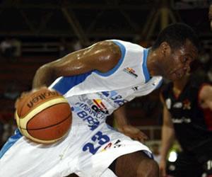 Cúcuta Norte cayó en su debut en la Liga Suramericana de baloncesto