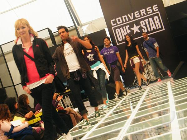 La línea Converse One Star llega a Colombia