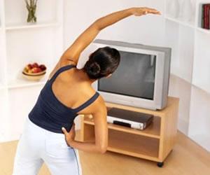 Ejercicios para modelar tu figura sin moverte de tu casa