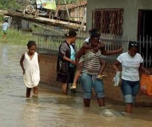 Gobierno alerta de posibles epidemias en el país por lluvias