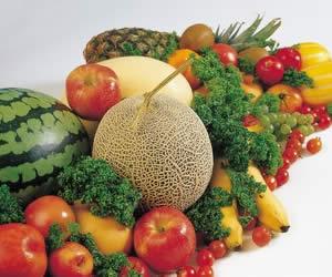 """Comer más frutas y verduras """"salva vidas"""""""