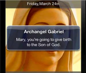 ¿Cómo habría sido el nacimiento de Jesús con tecnología?