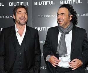 """""""Biutiful es como una pintura negra de Goya"""""""