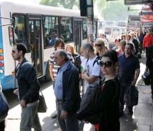 El transporte público multiplica el riesgo de infección respiratoria