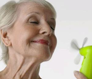 Un antidepresivo podría reducir los efectos de la menopausia