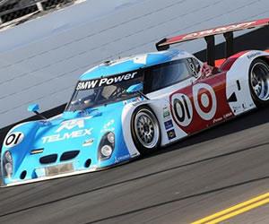 Equipo de JP Montoya se prepara para las 24 horas de Daytona