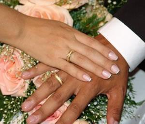 Casarse, bueno para la salud