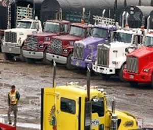 Se mantiene paro nacional de transportadores para este miércoles