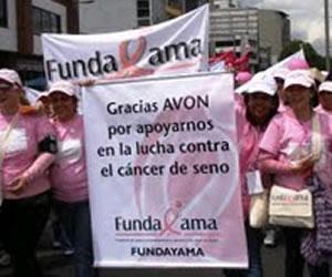 Con tu clic la Fundación Avon donará $100 a la lucha contra el cáncer de seno