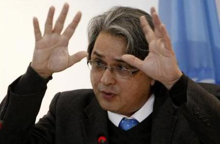Representante en Colombia de la ONU, Christian Salazar. Foto: EFE