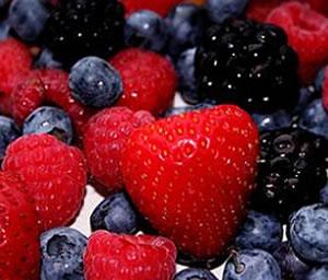 ¿Por qué incluir frutos rojos en la dieta?
