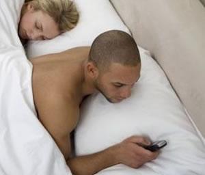 La tentación de la infidelidad