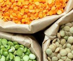 Legumbres, pan y cereales son los grandes olvidados de la dieta mediterránea