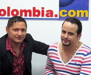 """Nelsón Velásquez y Morre Romero en Colombia.com presentan """"Quiéreme"""""""